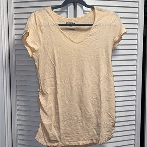 USED MATERNITY VNECK